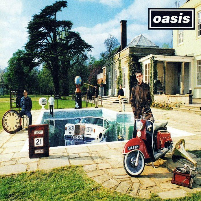 Oasis editará versión remasterizada de Be Here Now